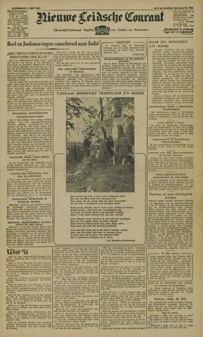 Nieuwe Leidsche Courant 1947-05-03
