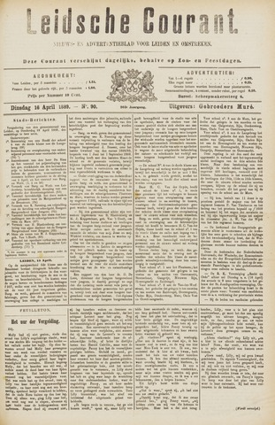 Leydse Courant 1889-04-16