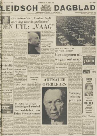 Leidsch Dagblad 1967-04-19
