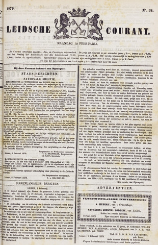 Leydse Courant 1879-02-10