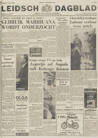 Leidsch Dagblad 1967-11-03