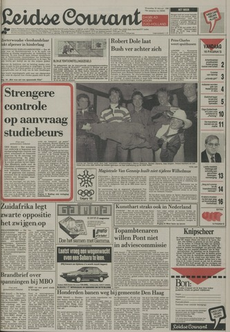 Leidse Courant 1988-02-24