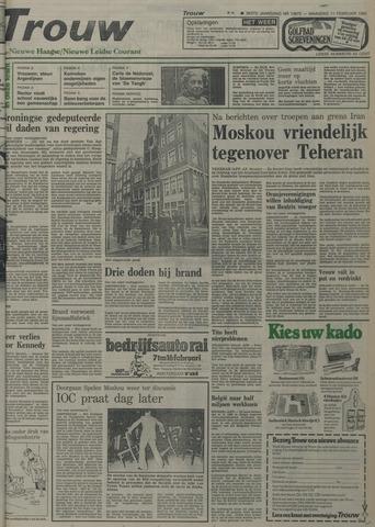 Nieuwe Leidsche Courant 1980-02-11