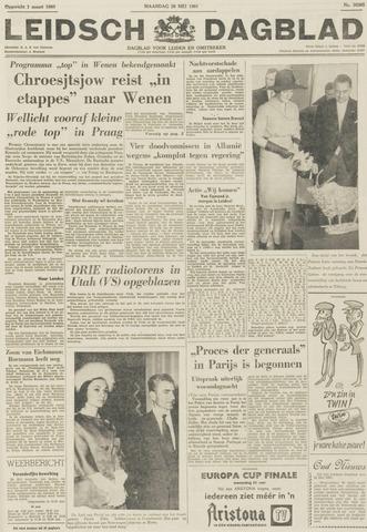 Leidsch Dagblad 1961-05-29