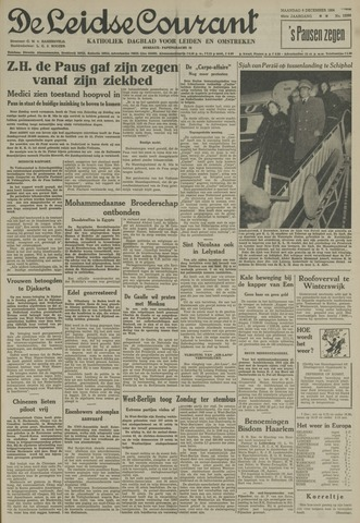 Leidse Courant 1954-12-06