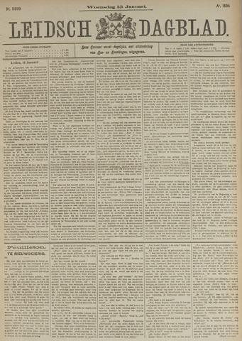 Leidsch Dagblad 1896-01-15