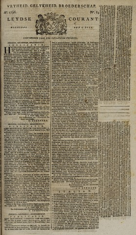 Leydse Courant 1796-07-13