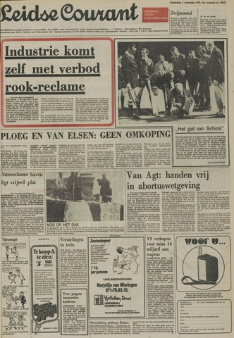 Leidse Courant 1976-09-02