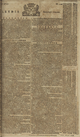 Leydse Courant 1755-10-20