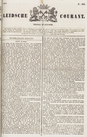 Leydse Courant 1875-10-29
