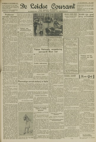 Leidse Courant 1947-11-22
