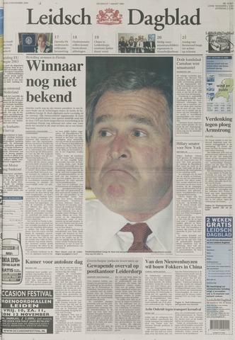 Leidsch Dagblad 2000-11-08
