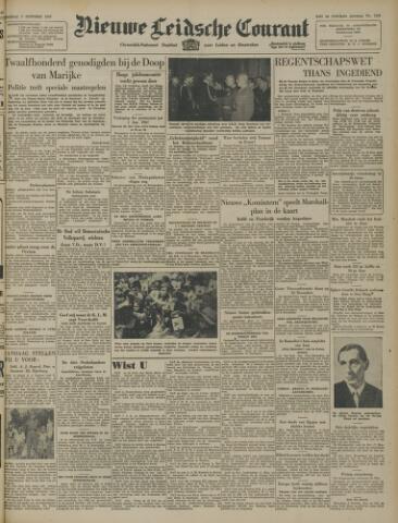 Nieuwe Leidsche Courant 1947-10-07