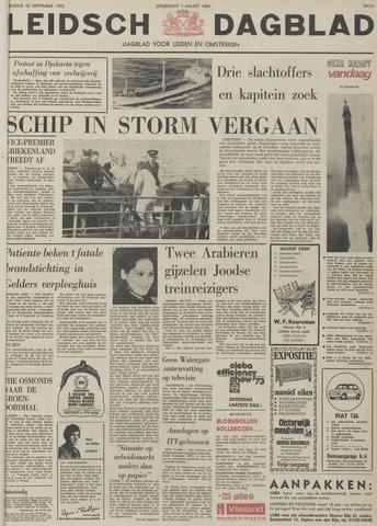 Leidsch Dagblad 1973-09-28