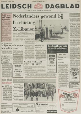 Leidsch Dagblad 1979-04-19