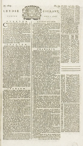 Leydse Courant 1819-07-02