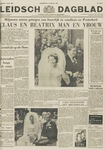 Leidsch Dagblad 1966-03-10