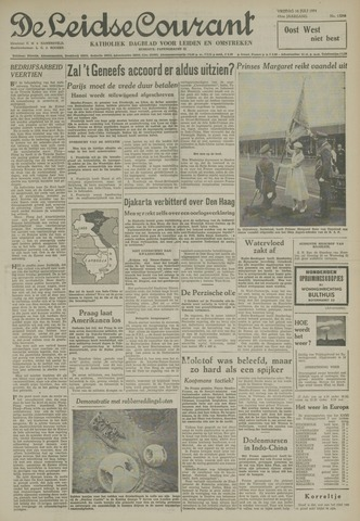 Leidse Courant 1954-07-16