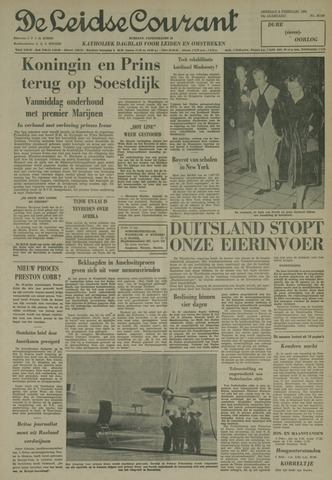 Leidse Courant 1964-02-04