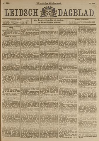 Leidsch Dagblad 1901-01-16
