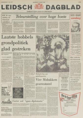 Leidsch Dagblad 1977-07-07