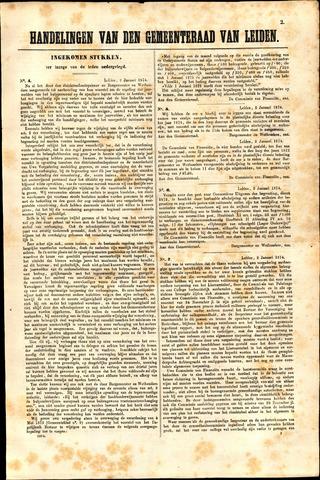 Handelingen van de Raad 1874-01-02
