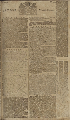 Leydse Courant 1756-09-10