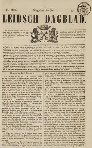 Leidsch Dagblad 1864-05-24