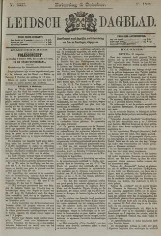 Leidsch Dagblad 1880-10-02