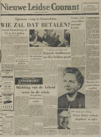 Nieuwe Leidsche Courant 1965-04-29