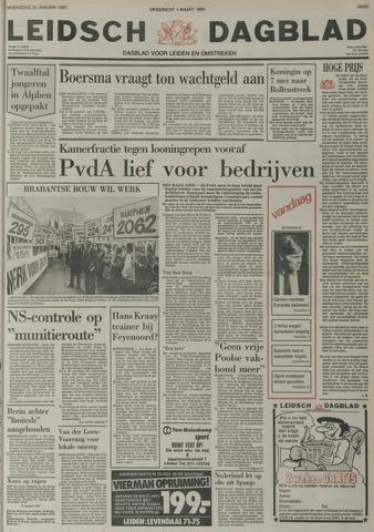 Leidsch Dagblad 1982-01-20