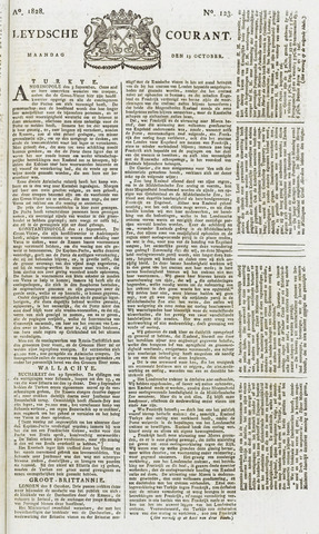 Leydse Courant 1828-10-13
