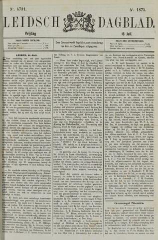 Leidsch Dagblad 1875-07-16