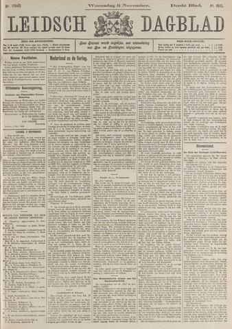 Leidsch Dagblad 1915-11-03