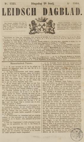 Leidsch Dagblad 1864-06-28