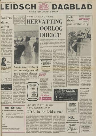 Leidsch Dagblad 1973-11-30