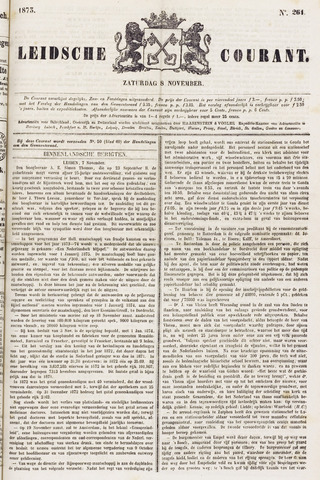 Leydse Courant 1873-11-08