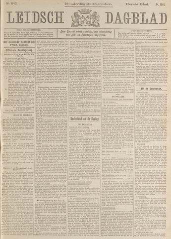 Leidsch Dagblad 1916-12-21