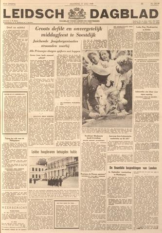 Leidsch Dagblad 1949-07-11