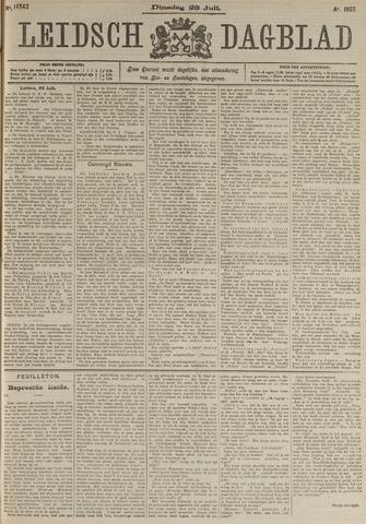 Leidsch Dagblad 1907-07-23