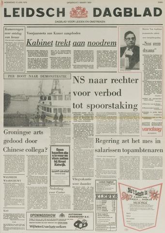 Leidsch Dagblad 1979-06-13