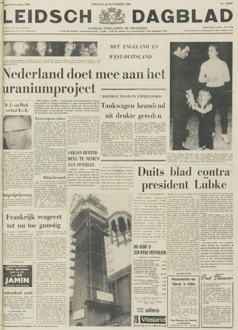 Leidsch Dagblad 1968-11-26