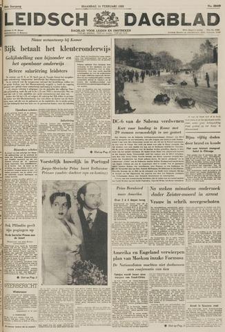 Leidsch Dagblad 1955-02-14