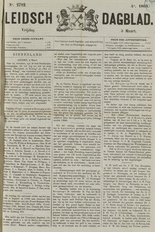 Leidsch Dagblad 1869-03-05