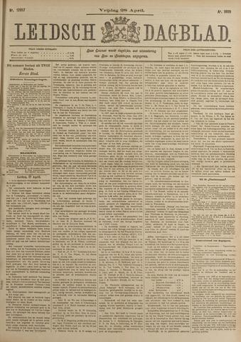 Leidsch Dagblad 1899-04-28
