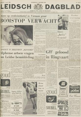 Leidsch Dagblad 1968-10-17