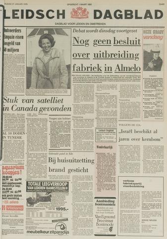Leidsch Dagblad 1978-01-27