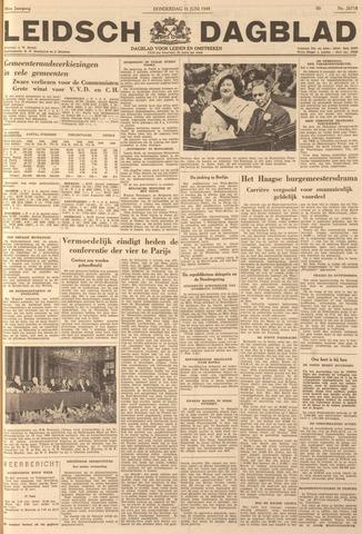 Leidsch Dagblad 1949-06-16