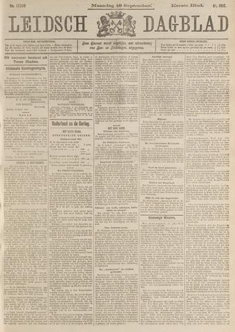 Leidsch Dagblad 1916-09-18