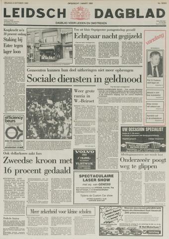 Leidsch Dagblad 1982-10-08